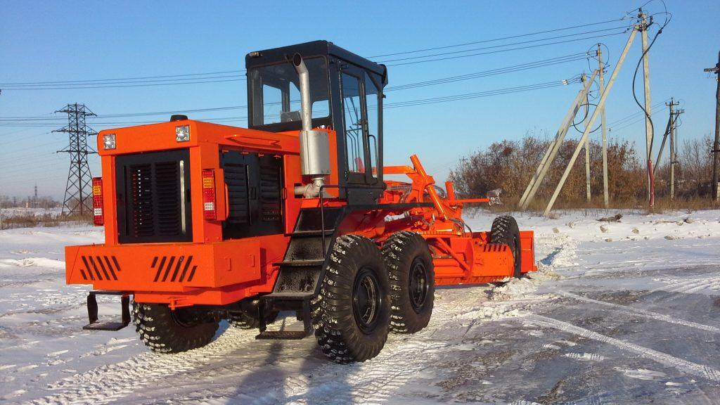Новый автогрейдер ДЗ-98Т от производителя